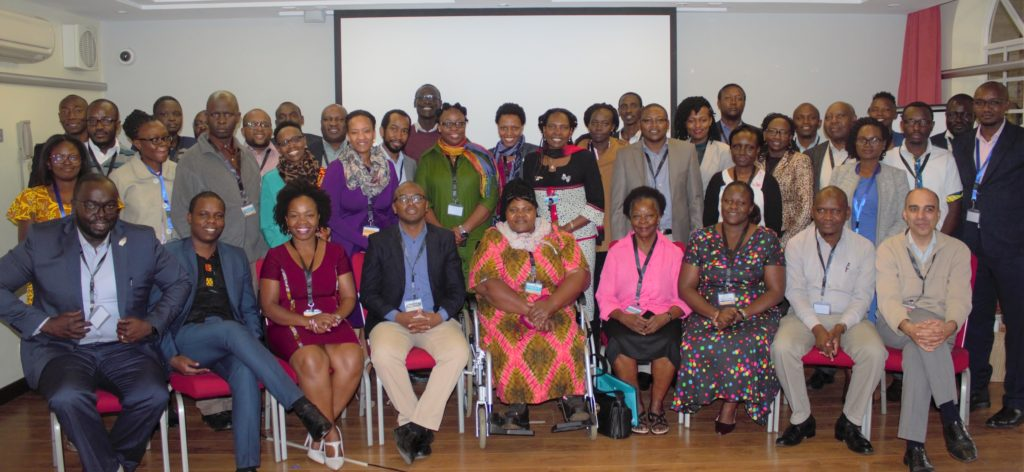 KEMRI-Wellcome Holds the First Annual Nairobi Stakeholder Forum