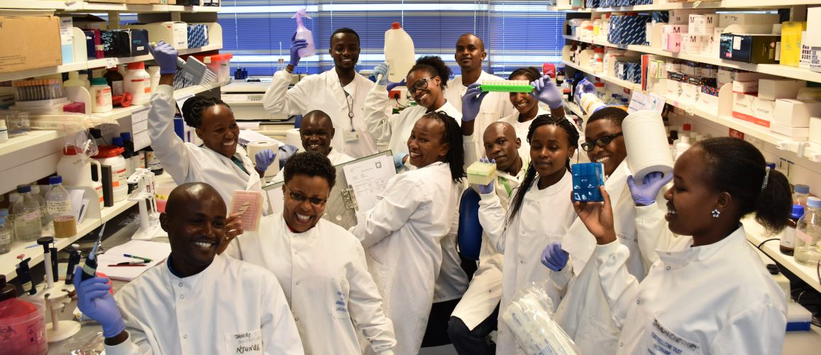 Developing-African-Research-leaders-Kemri-Wellcome
